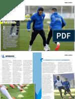 Los Pilares Estructurales y Organizativos de Los Entrenamientos de Futbol