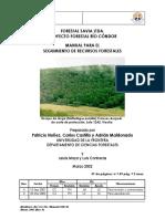 Mnual Inventario y Monitoreo de Recursos Forestales