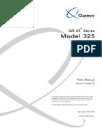 Quincy Compressor Parts Manual