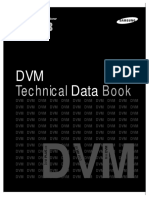 2008-DVM_ Technical Data Book for 2008_En