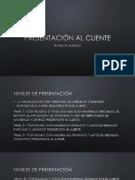Presentación Al Cliente Ppap