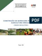 Construção de Barragens Para Fins de Agricultura Irrigada
