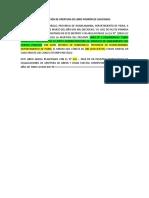 Modelo Legalización de Apertura de Libro Padrón de Asociados JASS