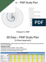60 Days - PMP Study Plan