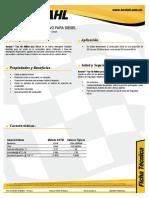 Bardahl Aditivo Diesel Ft