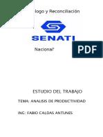 Monografia de Analisis de Productividad