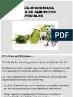 15. Ecología Microbiana Ecología de Ambientes Especiales Copia
