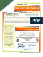 Carrefour de l'Information - Septembre_2010
