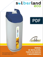 Solberland Eco - Manual