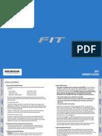 2017 FIT Manual