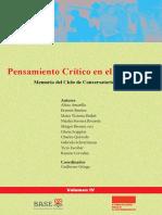 El desafio de la descolonización del pensamiento en el Paraguay