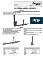 Arcairaeb Horizontal & Vertical Rack Bar Positioners 89250150_aa