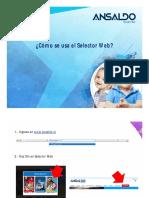 Instructivo Selector Web (1)