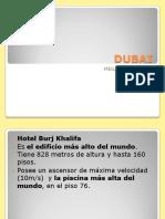 Dubai Megaestructuras