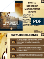 Ch1 Hitt Lecture Strategic Mgmt and Strategic Competitiveness