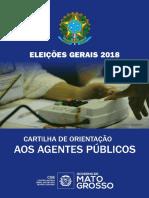 CARTILHA ELEIÇÕES 2018