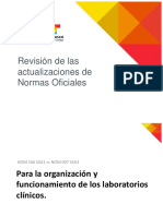 manual de labado de material, limpieza y desinfeccion del laboratorio clinico