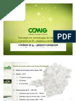 Normatizacao de Materiais e Projetos de IP