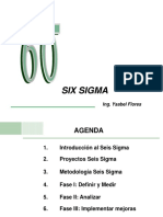 6 Sigma Ysabel Flores 1