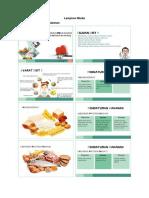 Booklet Pola Makan