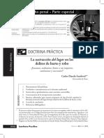 AP 22 (2016) La sustracción del lugar en los delitos de hurto y robo.pdf