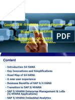 Lob-overview-01 Introduction to s4hana