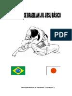 Apostila de Brazilian Jiu Jitsu Básico