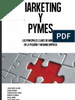 eBook en PDF MARKETING Y PYMES Las Principales Claves de Marketing en La Pequena y Mediana Empresa