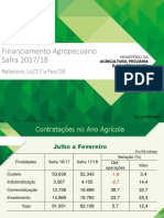 DesempenhoCrditoRuralSafra20172018JulhoaFevereiro