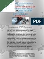 Romero Onofre Ercka M23S3 Control Estándares
