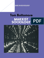 (Studies in Sociology) Tom Bottomore (Auth.)-Marxist Sociology-Macmillan Education UK (1975)