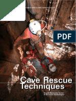Caving Rescue Techniques 2015