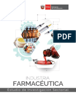 Informe Del Sector Farmaceutico 2015