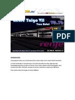 Talgo VII Tren Hotel