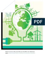 Practica de Evaluación de Ahorro de Energía