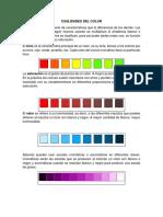 Cualidades Del Color