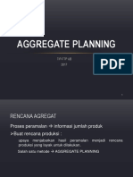 5. Production Planning