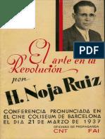Noja Ruiz -- El Arte en La Revolución