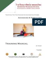 THAI ADVANCET & STRECTCHES-TRAINING MANUAL
