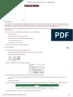 Curso Gratis de Excel 2016. AulaClic. 16 - Tablas de Excel