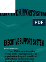 Executive Support System Ppt