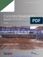 Concrete Basements