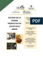 Ok Cadena Del Cacao - Colombia