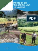 Handbook Envronmental Law in Uganda