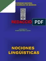 01 - Nociones Linguisticas Fundamentales
