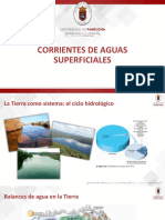Corriente de Aguas Superficiales