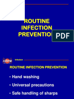 CH04 Routine Infection Prevention