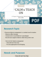 final presentation proposal
