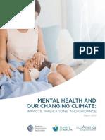 Mental Health Climate