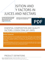 Composition and Quality Factors in Juices and Nectars_Ms Frutos